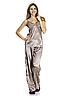 Шелковый комплект пижама с брюками Serenade, арт. 453, цвет перец , фото 2