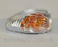 Повторитель поворота правого (R) зеркала на Renault Master III 2010->  —  Transporterparts (Франция) - 03.0078
