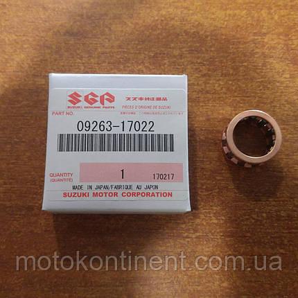 09263-17022 Подшипник 17x23x14 Suzuki DT4/DT5/DT6/DT8, фото 2