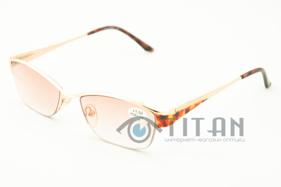 Очки с диоптрией Fabia monti F1016 G для зрения