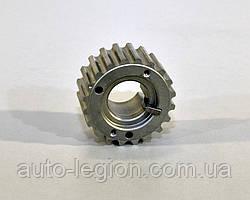 Шкив коленчатого вала (на ГРМ) зубчатый на Renault Kangoo 1.5dCi 2001->2008 — Renault (Оригинал) - 8200371496