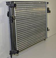 Радиатор охлаждения двигателя на Renault Trafic 1.9dCi (-AC) 2001->2006 Renault (Оригинал) 8200073817
