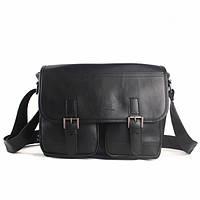 Мужская кожаная сумка. Модель 63239, фото 3