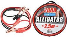 Провода прикуривания CarLife Alligator 200A BC622