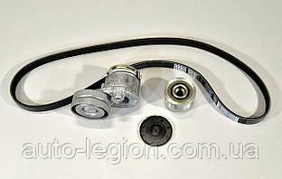 Комплект ремня генератора + два ролика Renault Master II 98->2010 1.9dCi  — Renault (Оригинал) - 117208883R