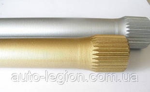 Торсион d=26mm, L=565mm, левый L на Renault Kangoo 1998->2008 — BMT (Украина)? - BMT99201 N