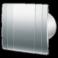 Вытяжной вентилятор Blauberg Quatro Hi-Tech Chrome 125