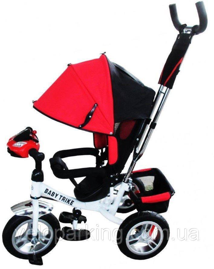 Трехколесный детский велосипед M-Trike  new (2019) пена колеса