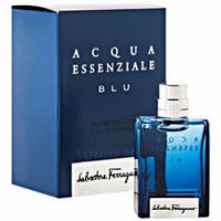 Salvatore Ferragamo Acqua Essenziale Blu EDT 5ml туалетная вода мужская тестер (оригинал подлинник  )