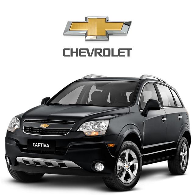 Защитные обвесы на Chevrolet