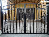 Ворота роспашные