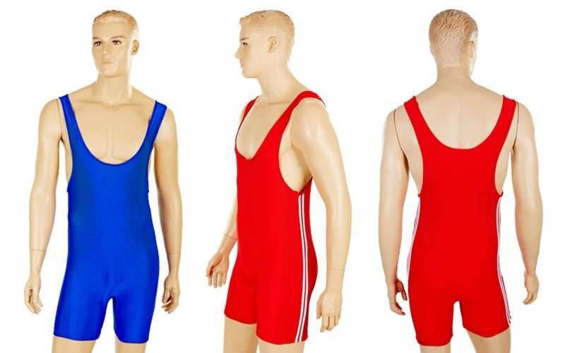 Трико для борьбы и тяжелой атлетики, пауэрлифтинга 3534: 2 цвета, размер S-XL - MegaSale в Одессе