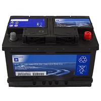 Аккумулятор (батарея, аккумуляторная батарея) 12V 65Ah GM