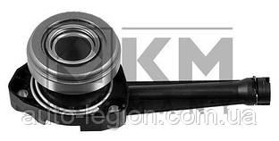 Подшипник выжимной, гидравлический (на 3-и крепления) на Renault Master II 1998->2010 — KM (Германия) 0691016