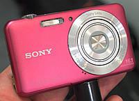 Цифровой фотоаппарат SONY Cyber-Shot DSC-W710 - 16 Mp. - в Идеале !