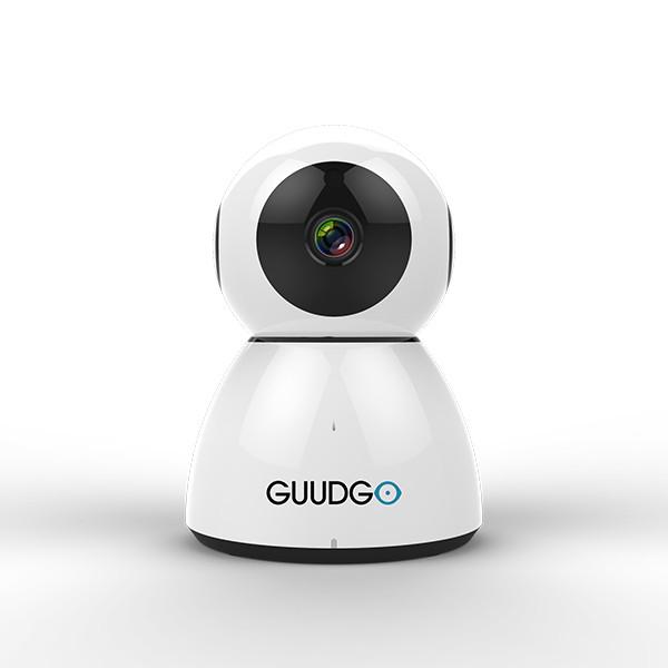 Wifi IP камера GUUDGO GD-SC03 Snowman 1080P 2МП, нічне бачення, двосторонній зв'язок, LAN