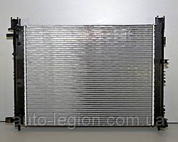 Радиатор охлаждения двигателя на Renault Dokker 1.5dCi + 1.6dCi (+AC) 2012-> — Renault (Оригинал) - 214100078R