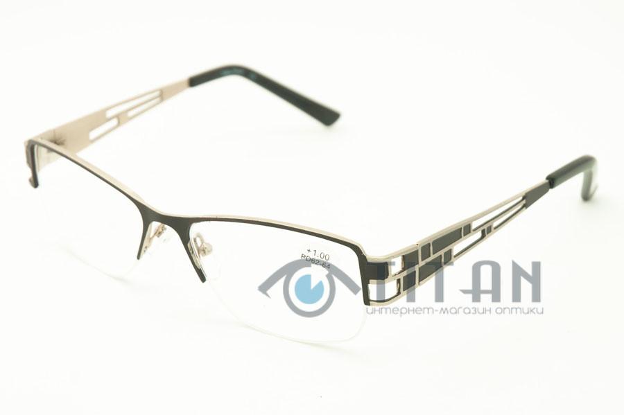 Очки с диоптрией Fabia monti F048 B/S заказать