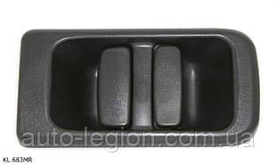 Ручка внешняя (раздвижной двери) на Renault Mascott 99->2010 - Expert Line (Польша) - KL683MR
