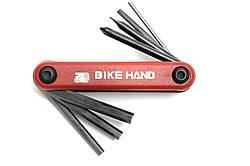 Мультитул BikeHand YC-267, 7 предметов
