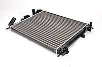 Радиатор охлаждения двигателя 1.2 Renault Kangoo 97->08 — Nissens (Дания) - NIS 638081
