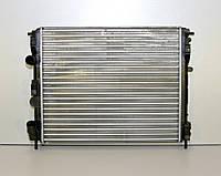 Радиатор охлаждения двигателя Renault Kangoo + Nissan Kubistar 97->08— Nissens (Дания) - NIS 637931