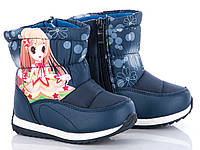 Детские сноубутсы для девочек от фирмы EeBb(22-27)