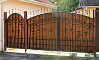 """Кованые ворота """"Престиж """""""