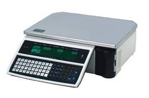 Весы с печатью этикетки DIGI SM 100CS B