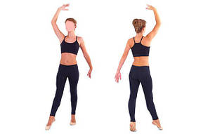 Лосины,шорты для танцев и фитнеса