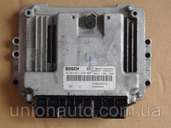 Блок управления двигателем 1.9DCI 0281011276 Renault Megane II 2003-2009