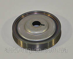 Ременной шкив коленчатого вала на Renault Dokker 1.5dCi (6PK) 2012-> — Renault (Оригинал) - 123033245R