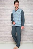 Пижама мужская 3XL Taro Roman 004/01.Хлопок Польша