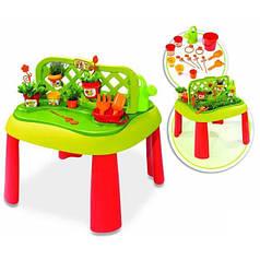 Детский игровой столик Smoby Маленький садовник 840100