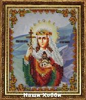 Набор для вышивания бисером Р-085 Святая благоверная Царица Грузии Тамара