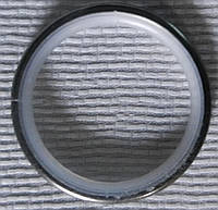 Кольцо тихое д. 28 мм, графит