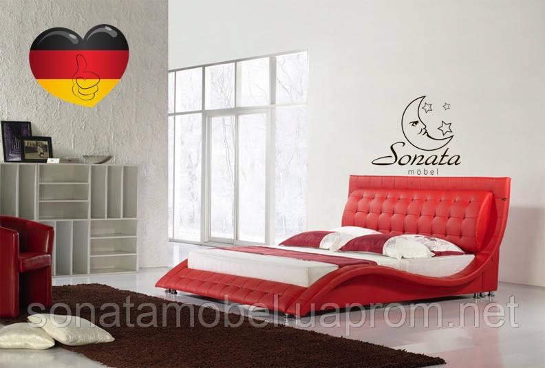 кожаная кровать соната германия цена 25 555 грн купить в киеве