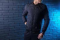 Модная осенняя куртка победов Pobedov Jacket Black