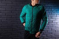 Модная мужская куртка победов Pobedov Jacket Black