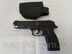 Зажигалка пистолет в кобуре 806
