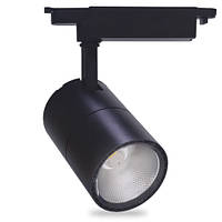 Трековый светильник Feron AL103 30W черный 29618