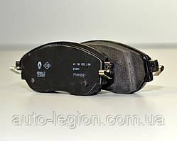 Дисковые тормозные колодки (передние) на Renault Trafic III 2014-> — Renault (Франция) - 410601073R