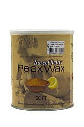 Relax Wax Сахарная паста Мягкая Soft 800 мл Код 10649