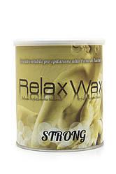 Relax Wax - Сахарная паста - Сильная - Strong  800 мл Оригинал
