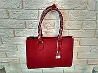 "Женская кожаная сумка ""Red Italia"""