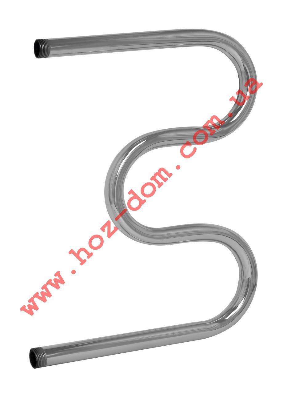 Змеевик Аквакомфорт 500*400-3 колена 3мм нерж.