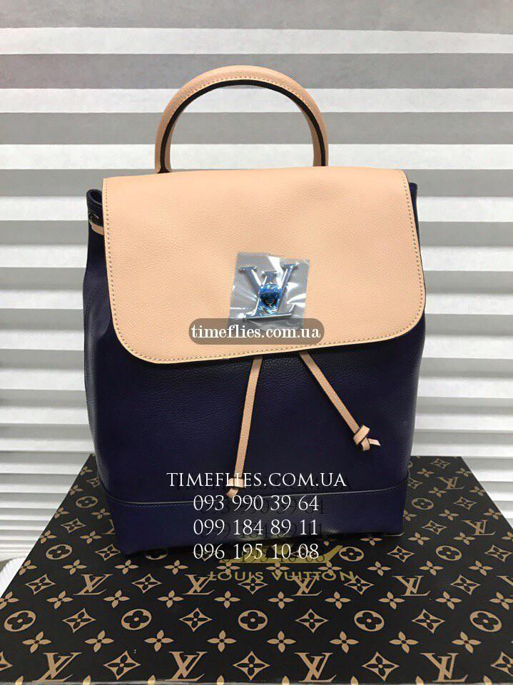 "Рюкзак Louis Vuitton №1 ""Lockme Backpack"""