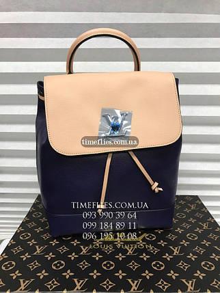 "Рюкзак Louis Vuitton №1 ""Lockme Backpack"", фото 2"