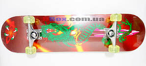 Скейт борд Green Dragon (2T2059)
