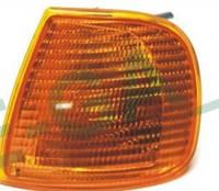 Seat Ibiza II 96-99 желтый левый поворотник передний указатель поворота индикатор повторитель